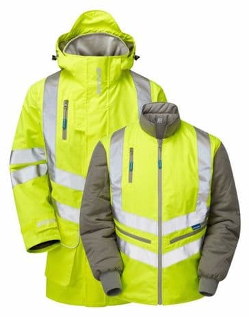 Pulsar P487 7-in-1 Storm Coat With Interactive Body Warmer