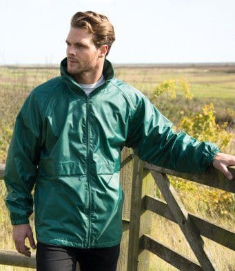Result Core Micro Fleece Lined Jacket RS203M