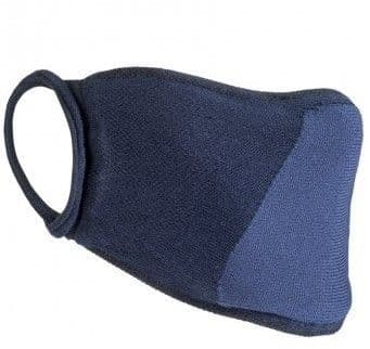 Result RV009 Anti-Bacterial Face Covering Mask | Navy | TuffShop.co.uk