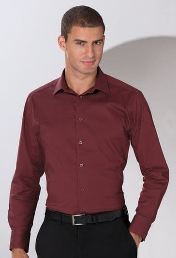 Russell 946M Men's Long Sleeve Easy Care Fitted Shirt