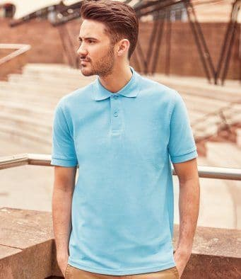 Russell Classic Cotton Pique Polo (569M)