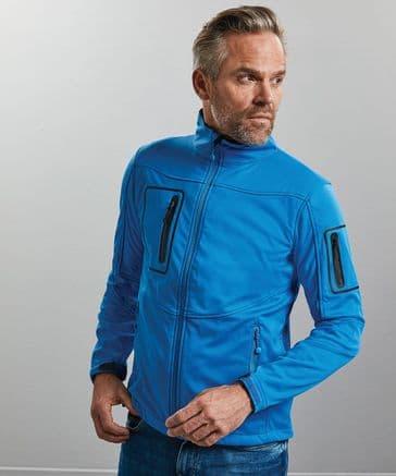Russell Sport 5000 Softshell Mens Jacket R520M