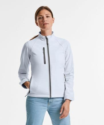 Russell Womens Softshell Jacket J140F