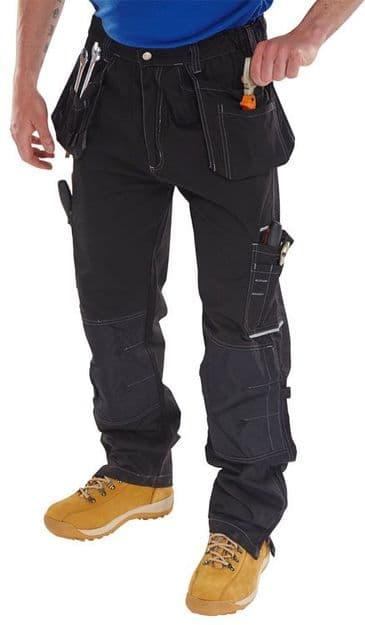 Shawbury Premium Multi Pocket Work Trousers