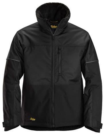 Snickers 1148 AllroundWork Winter Jacket (Black/Black)