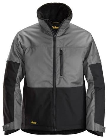 Snickers 1148 AllroundWork Winter Jacket (Grey/Black)