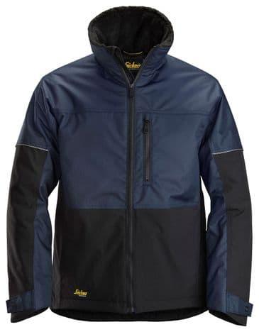 Snickers 1148 AllroundWork Winter Jacket (Navy/Black)