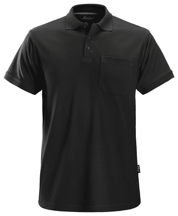 Snickers 2708 Classic Polo Shirt (Black)