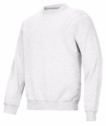 Snickers 2810 Sweatshirt (White)