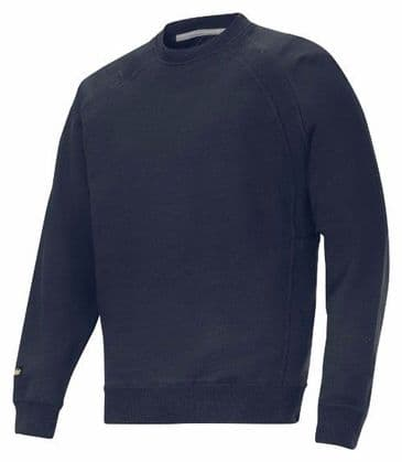 Snickers 2812 Sweatshirt with MultiPockets (Navy)