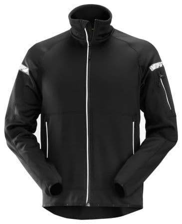 Snickers 8004 AllroundWork 37.5® Fleece Jacket (Black)