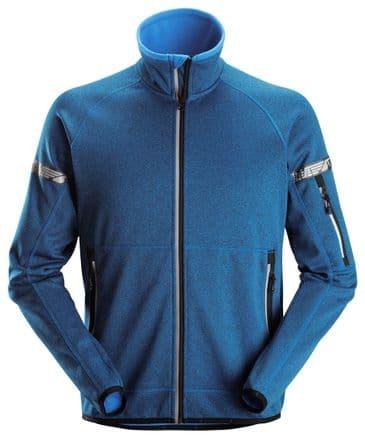Snickers 8004 AllroundWork 37.5® Fleece Jacket (True Blue)