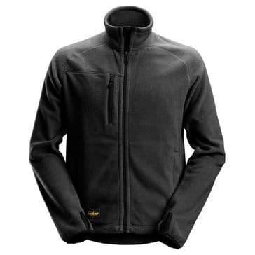 Snickers 8022 AllroundWork Fleece Jacket (Black)