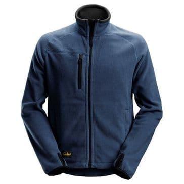 Snickers 8022 AllroundWork Fleece Jacket (Navy / Black)