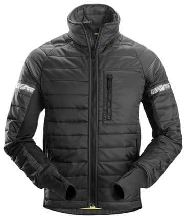 Snickers 8101 AllroundWork 37.5® Insulator Jacket (Black/Black)