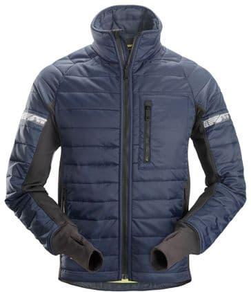 Snickers 8101 AllroundWork 37.5® Insulator Jacket (Navy/Black)