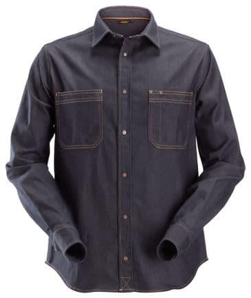 Snickers 8555 AllroundWork Denim Shirt