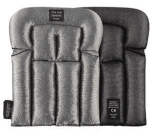 Snickers 9118 Floorlayer Kneepads (Black / Aluminium Grey)