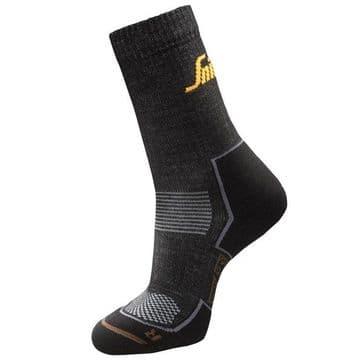 Snickers 9206 RuffWork 2-pack Cordura Wool Socks