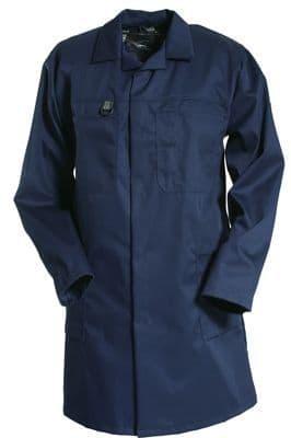 Tranemo 1131 Comfort Light Warehouse Coat (Navy)