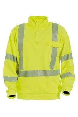 Tranemo 5070 Sweatshirt (High Vis Yellow)
