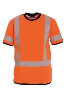 Tranemo 5271 T-Shirt (High Vis Orange)