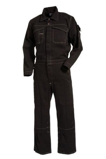 Tranemo 7710 Craftsman Pro Boilersuit (Black)