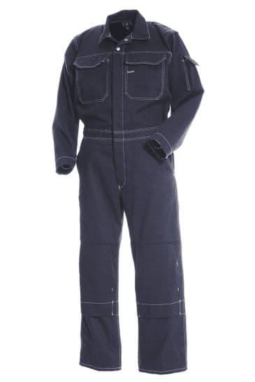 Tranemo 7710 Craftsman Pro Boilersuit (Navy)