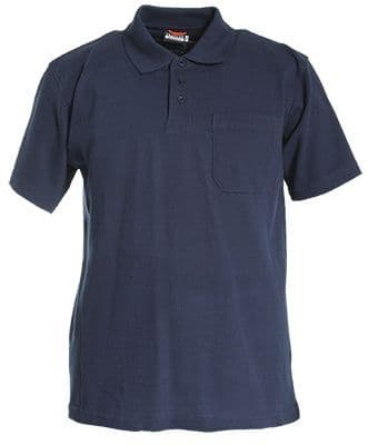 Tranemo 8033 Polo Shirt (Navy)
