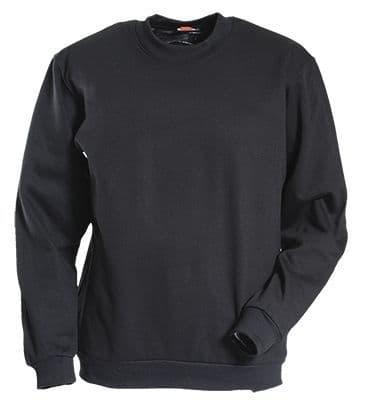 Tranemo 8312 Sweatshirt (Black)