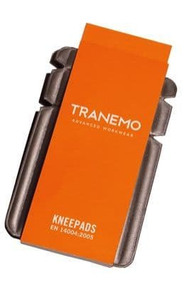 Tranemo 9044 Knee Pads (Orange/Black)