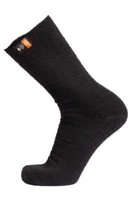 Tranemo 9079 Thick Sock FR (Black)