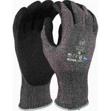 Ultimate Industrial Kutlass® PU500 Cut Level 5 Gloves