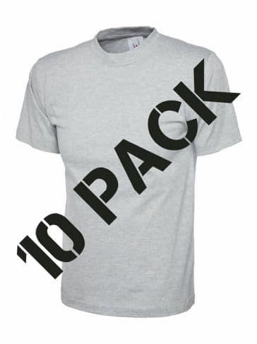 Uneek Classic Tshirt UC301 (10 PACK)