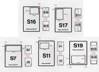 Integrated Labels x1000 Sheets