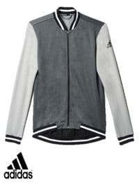 Men's Adidas 'Anthem Cult Cycling' Track Top (AP1159) x6 (Option 2): £14.95