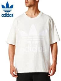 Men's Adidas Originals 'AC Boxy' T Shirt (CE6337) x6 (Option 3): £8.95