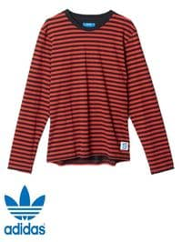 Men's Adidas Originals 'Nigo Zig Zag' Long-Sleeve Top (M69153) x3: £5.95
