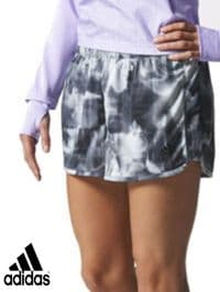 Women's Adidas 'A/S M10 Run' Shorts (S15362) x5 (Option 1): £5.95