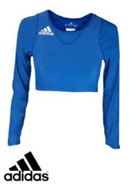Women's Adidas 'Power Web' Basketball Bra Top (X55458) x4 (Option 4): £4.95