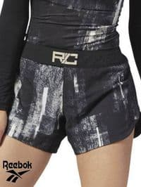 Women's Reebok 'Combat Prime MMA' Shorts (CY9984) x9 (Option 2): £5.95