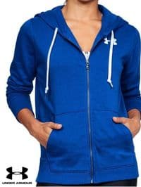 Women's Under Armour Royal Blue Hoodie (1298415-984) (Option 1) x6: £14.95