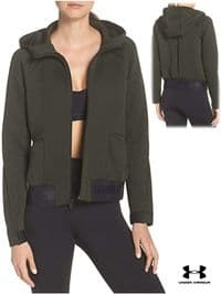 Women's Under Armour Unstoppable Move Hoodie (1317820-357) (Option 1) x7: £17.95